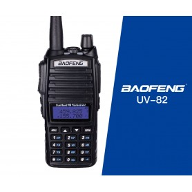 BAOFENG BF-UV82 - Ασύρματος Πομποδέκτης Dual-Band VHF/UHF
