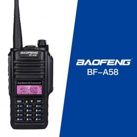 BAOFENG BF-A58 - Ασύρματος Πομποδέκτης Dual-Band VHF/UHF - IP57
