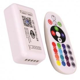 ΑΣΥΡΜΑΤΟ RF CONTROLLER RGB DC 12V/120W 24V/240W