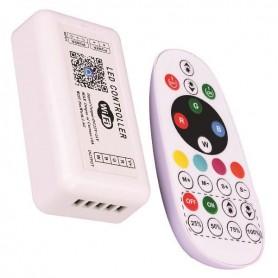 ΑΣΥΡΜΑΤΟ RF CONTROLLER RGBW DC 12V/120W 24V/240W