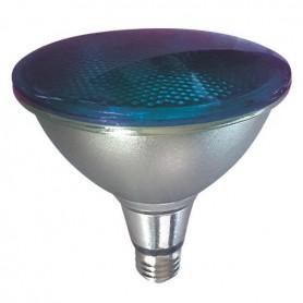 ΛΑΜΠΑ LED SMD PAR 38 IP65 15W E27 ΜΠΛΕ 170-240V