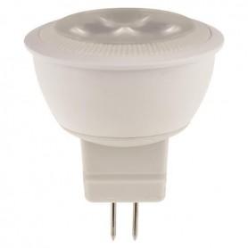 ΛΑΜΠΑ LED SMD MR11 3W 2700K 35° 12V AC/DC