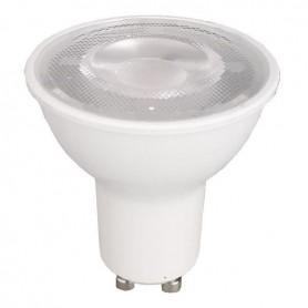 ΛΑΜΠΑ LED SMD GU10 6W 2700K 38° 220-240V
