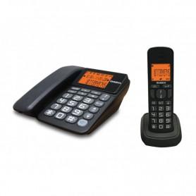 Τηλέφωνο Ασύρματο COMBO  UNIDEN AT-4503 Μαύρο