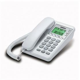 Τηλέφωνο  Επιτραπέζιο  με οθόνη UNIDEN AS6404 Λευκό