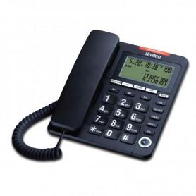 Τηλέφωνο  Επιτραπέζιο  με οθόνη UNIDEN AS7408 Μαύρο
