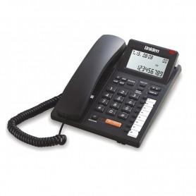 Τηλέφωνο  Επιτραπέζιο  με οθόνη UNIDEN AS7411 Μαύρο