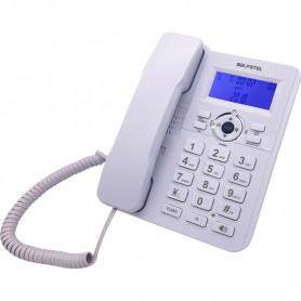 Τηλέφωνο  Επιτραπέζιο ALFATEL 1210 Λευκό