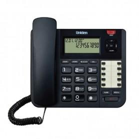 Τηλέφωνο  Επιτραπέζιο UNIDEN AT8501 Μαύρο