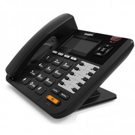 Τηλέφωνο  Επιτραπέζιο UNIDEN CE-8402 Μαύρο