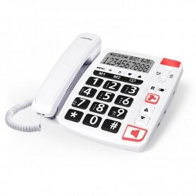 Τηλέφωνο  Επιτραπέζιο SWISSVOICE Xtra 1150 Λευκό