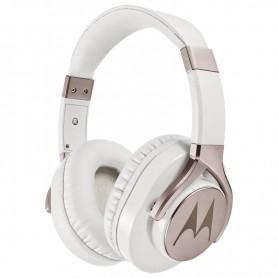 Ακουστικά Ενσύρματα  MOTOROLA PULSE ΜΑΧ Λευκά