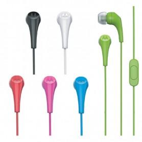 Ακουστικά Ενσύρματα MOTOROLA EARBUDS 2 Μαύρα