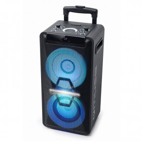 Party Box Bluetooth/Cd-mp3/USB Με Μικρόφωνο Muse M-1920dj