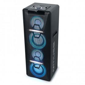 Party Box Bluetooth/Cd-mp3/USB Με Μικρόφωνο Muse M-1950dj