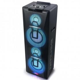 Party Box Bluetooth/Cd-mp3/USB Με Μικρόφωνο Muse M-1990dj