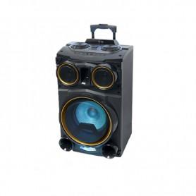 Party Box Bluetooth/FM-MP3/USB Με Μικρόφωνο MUSE M-1938DJ