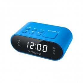 ΡαδιοΡολόι MUSE M-10BL Ρεύματος Ψηφιακό