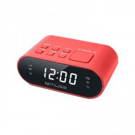 ΡαδιοΡολόι MUSE M-10RED Ρεύματος Ψηφιακό