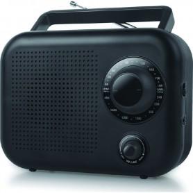 Ραδιόφωνο NEWONE R-210 Μπαταρίας και Ρεύματος Μαύρο Αναλογικό