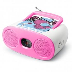 Ραδιόφωνο CD-PLAYER MUSE M-20KDG Μπαταρίας και Ρεύματος Ψηφιακό