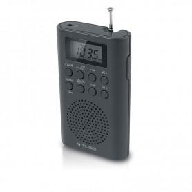 Ραδιόφωνο MUSE M-03R Μπαταρίας και Ρεύματος Ψηφιακό