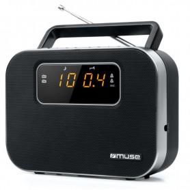 Ραδιόφωνο MUSE M-081R Μπαταρίας και Ρεύματος  Ψηφιακό