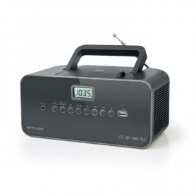 Ραδιόφωνο CD/MP3/USB MUSE M-28LD Μπαταρίας - Ρεύματος Ψηφιακό