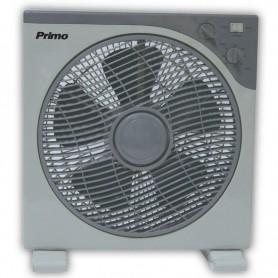Ανεμιστήρας BOX FAN PRBF-80287 12'' 30εκ PRIMO Λευκός Γκρι
