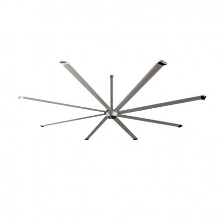 Ανεμιστήρας Οροφής SHVLS-D8BAA30 DIAMOND Βιομηχανικός 200W 2200V AC 8 φτερά Διάμετρος 3m