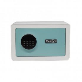 Χρηματοκιβώτιο Ηλεκτρονικό PRSB-50031 Οθόνη LCD  20Χ31Χ20 ΕΚ Λευκό/Βεραμάν