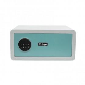 Χρηματοκιβώτιο Ηλεκτρονικό PRSB-50035 Οθόνη LCD  20x42x37 εκ. Λευκό/Βεραμάν