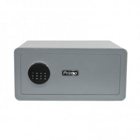 Χρηματοκιβώτιο Ηλεκτρονικό PRSB-50037 Οθόνη LCD  20Χ42Χ37 ΕΚ Γκρι