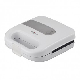 Τοστιέρα PRSM-40326 2 Θέσεων PRIMO Λευκή/Inox