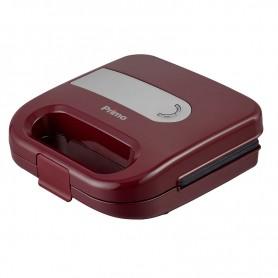 Τοστιέρα PRSM-40328 2 Θέσεων PRIMO Κόκκινη/Inox