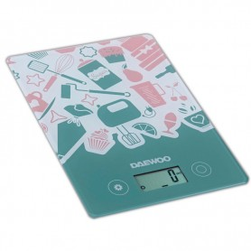 Ζυγαριά Κουζίνας Ψηφιακή DAEWOO DΙ-9505