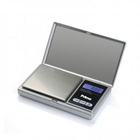 Ζυγαριά Ακριβείας PRJS-40335 PRIMO 500G/0,01G Silver