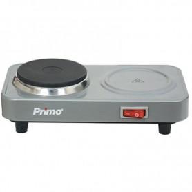 Ηλεκτρική εστία καφέ silver  PRHP-40219  450W PRIMO Silver