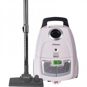 Σκούπα Ηλεκτρική PRVC-40269 PRIMO AAA ECO FORCE 700W 2.5L Λευκή-Silver