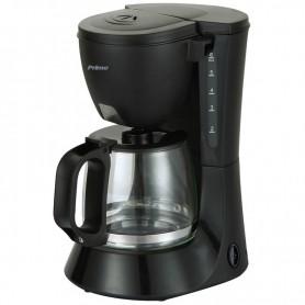 Καφετιέρα Φίλτρου PRCM-40249 ECO PRIMO 0.6L 6φλ Μαύρη-Inox