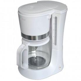 Καφετιέρα CM6636E ECO PRIMO 1.2L 10ΦΛ Λευκή/INOX