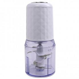 Πολυκόπτης CHOPPER 3πλο Μαχαίρι PRFC-40275 500W Λευκό/CHROME