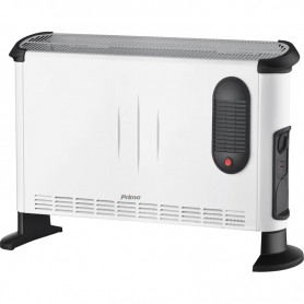 Convector DL05-24B 2400W Turbo Λευκός
