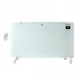 Θερμοπομπός Γυαλί PRPH-81026 Λευκός 2000W με Τηλεχειριστήριο