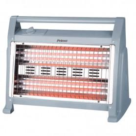 Σόμπα Ηλεκτρική QUARTZ  LX-2830 1200W Γκρι