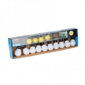 Φωτιστικό Μπαταρίας Led 14819 Set10τεμ 1.8μ Θερμό Λευκό GRUNDIG