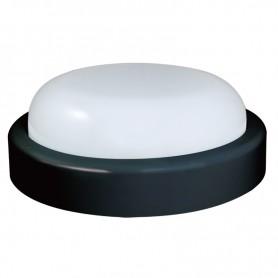 Φωτιστικό LED B74320 SUNFOS ΣΤΡΟΓΓΥΛΟ 15W 1200Lm 6500Κ IP54 Μαύρο