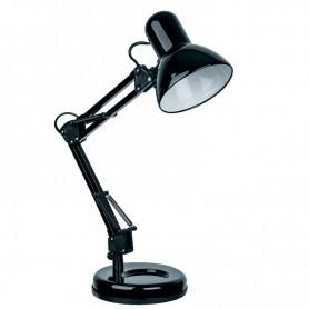 Φωτιστικό Γραφείου Μεταλλικό SUDL-30136 Ε27 40W Μαύρο