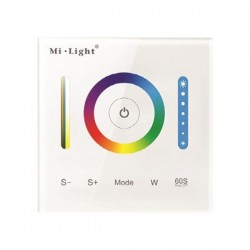 DIMMER ΧΩΝΕΥΤΟ ΓΙΑ ΤΑΙΝΙΑ LED RGBWW 15A 5 ΚΑΝΑΛΙΑ DC12V/180W 24V/360W