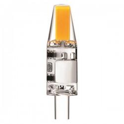 ΛΑΜΠΑ LED COB 2W G4 2700K ΣΙΛΙΚΟΝΗΣ 12V